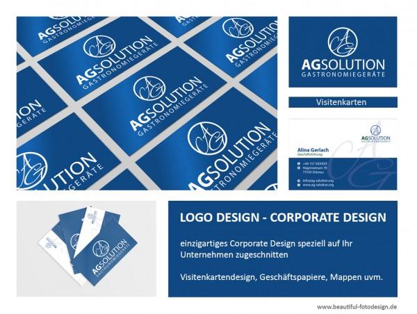 Logoerstellung & Visitenkarten